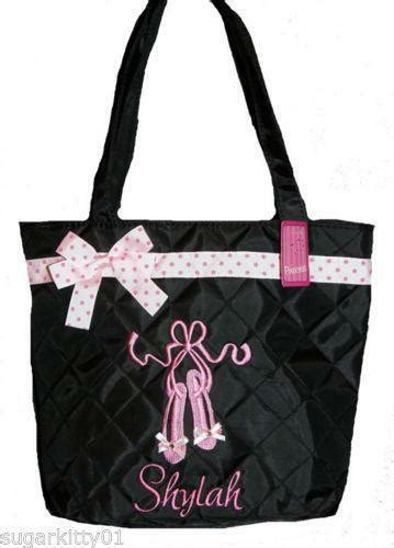 personalized dance bag ebay