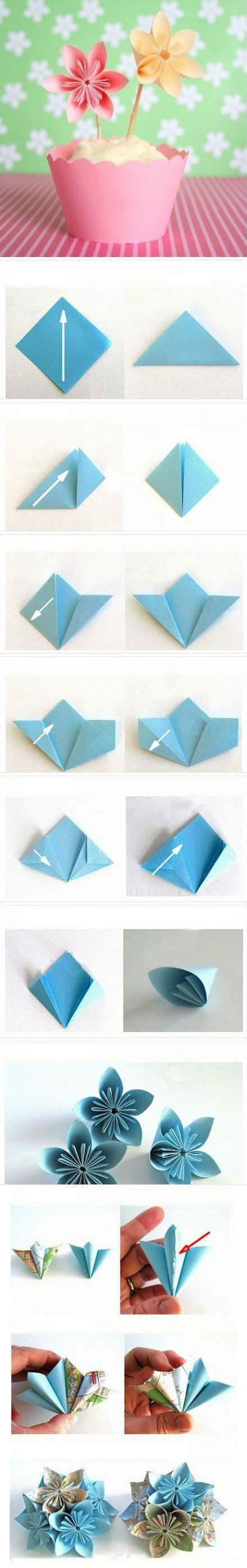 beautiful paper crafts 25 best ideas about origami flowers on paper