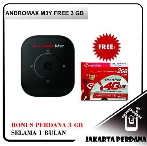 Promo Modem Mifi Andromax M3y M3z Bonus Kuota 30 Gb harga andromax mifi m3y harga 11