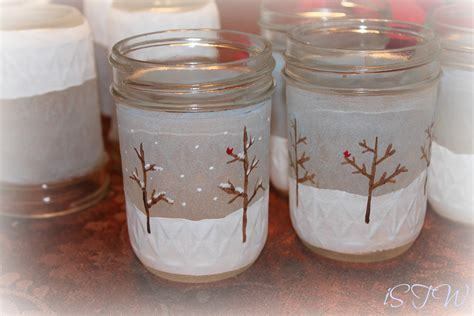 images of christmas jars isavor the weekend frosted mason jars diy