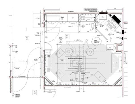 Operating Room Floor Plan Layout | emory johns creek hospital cystoscopic operationg room frandsen architects