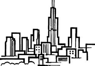 free printable art new york library new york city skyline clip art cliparts co