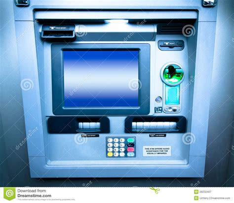 bank atm machine atm bank machine royalty free stock photography image