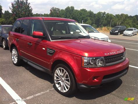land rover red red range rover bing images