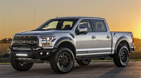 Stock 2017 Ford Raptor Not Fast Enough? Try the 605 HP