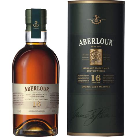 16 in years aberlour 16 year single malt scotch whisky at caskers caskers