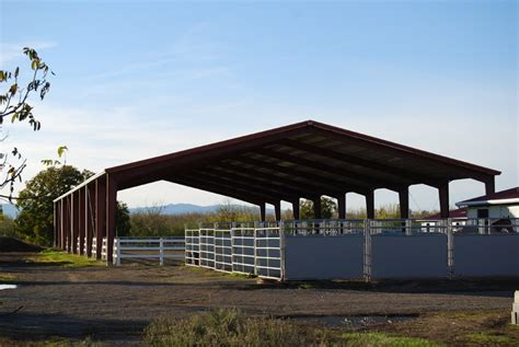 Wide Span Sheds Wa by Gallery All Steel Northwest