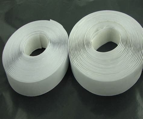 double sided tape for curtains curtain rods 1 roll door window magic velcro glue