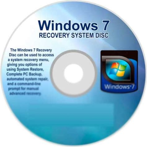 Repair Disk i am pirated how to create a system repair recovery disc