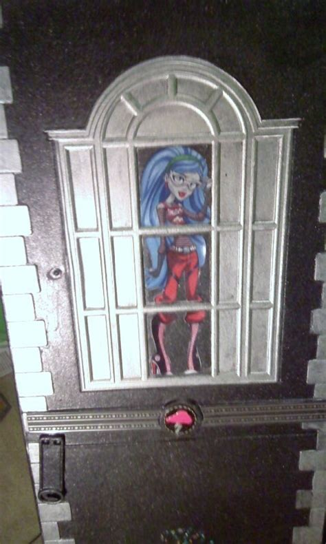 custom monster high doll house my custom mh doll house monster high fan art 21492282 fanpop