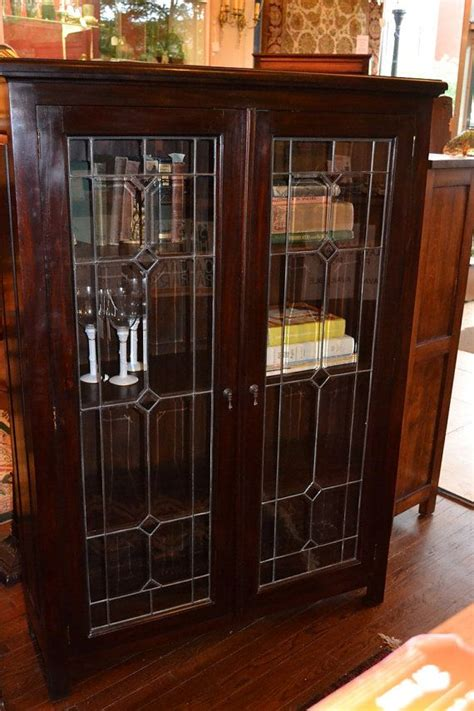 images  leaded glass cabinet doors
