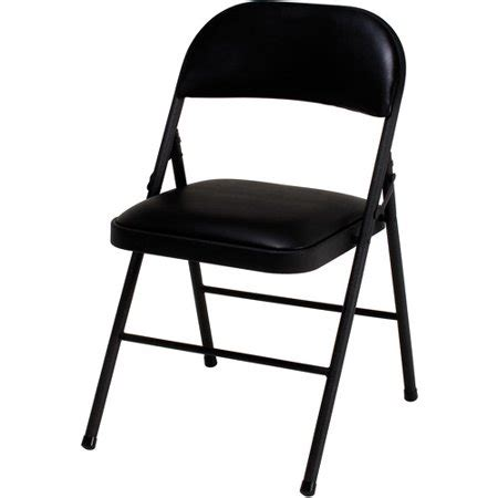 cosco vinyl folding chair set   multiple colors walmartcom