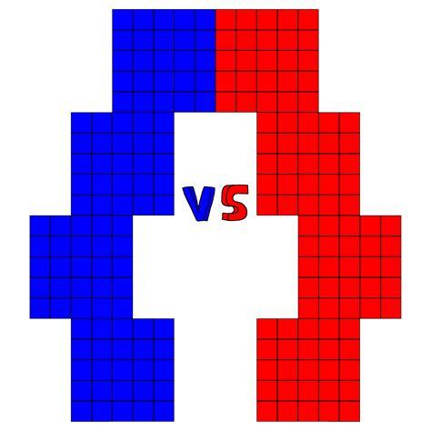 Vs Square 200 square vs select screen template by blackrhinoranger on deviantart