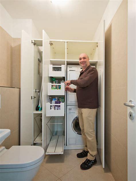 einbauschrank für waschmaschine und trockner schrank waschmaschine trockner planen einbauen harald