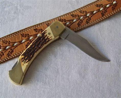 henry lb8 vintage knife henry lb8 lockback knife made
