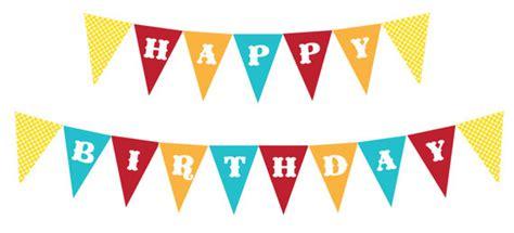 printable vintage birthday banner diy printable vintage ice cream truck birthday banner by