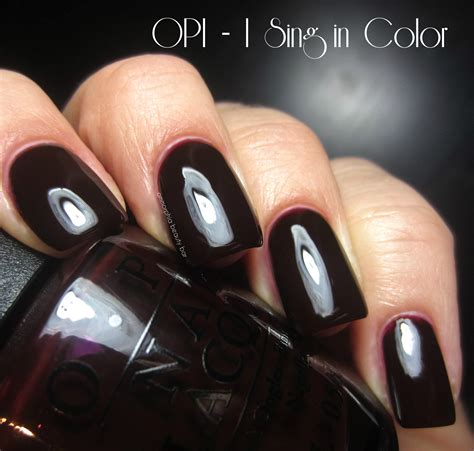 i sing in color opi opi gwen stefani collection cr 232 me gloss ommorphia