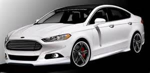 2013 custom ford fusion sweet rides