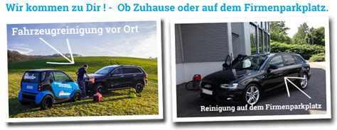 Autoinnenreinigung Vor Ort by Mobile Autoreinigung Die Gr 252 Ndlichste Autopflege