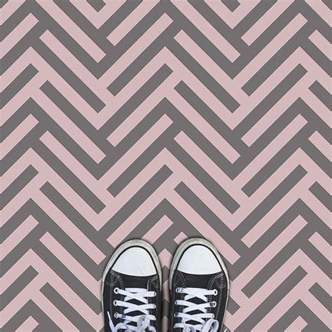 pink patterned floor tiles patterned vinyl flooring designs for stylish geometry