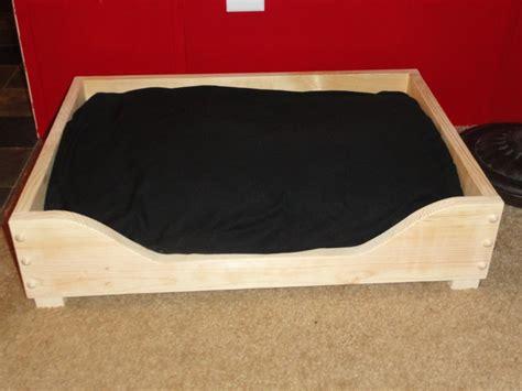 Handmade Pet Beds - handmade wood pet bed 25 00 via etsy furniture ideas