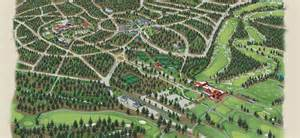 map of pinehurst resort images