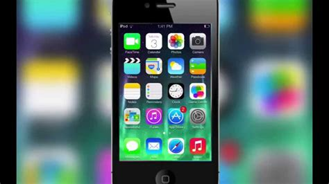 themes for iphone 4 ios 7 1 2 actual how to how to get ios 7 on iphone 4 ipod 4 3