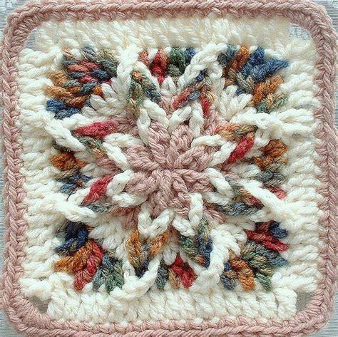 crochet pattern stitches pinterest crochet raised granny square no diagram or pattern