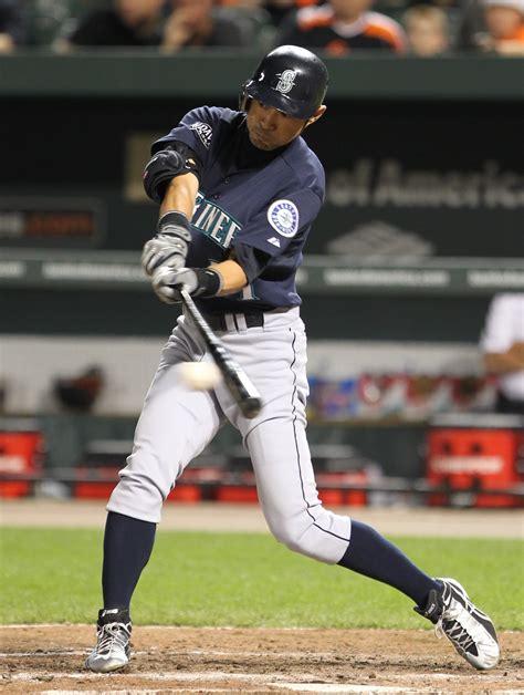 How Many Hits Does Ichiro Suzuki In The Mlb File Ichiro Suzuki On May 10 2011 Jpg