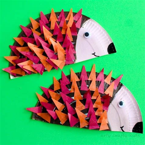 hedgehog crafts for best 25 hedgehog craft ideas on when do