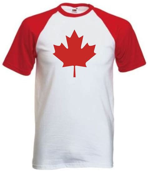 canada international baseball t shirt sleeve country t shirt sport flag ebay