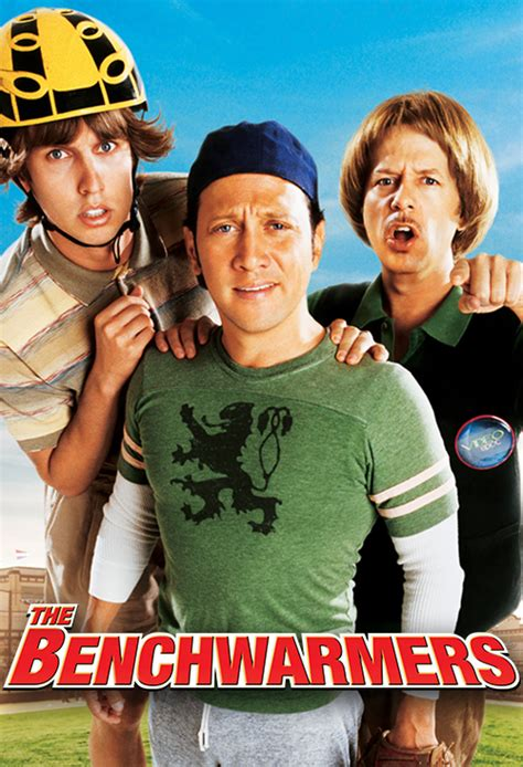 bench warmers cast the benchwarmers official site miramax