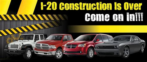 Thomson Chrysler Dodge Jeep Dodge Chrysler Jeep Ram Fiat Dealer Augusta Martinez Ga