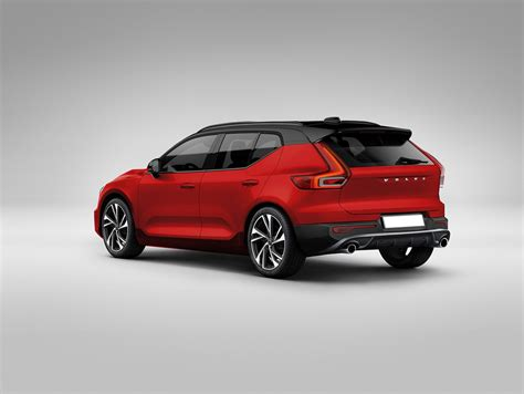 Volvo Nieuwe Modellen 2020 by 2019 Volvo V40 Says Cheese In New Renderings Autoevolution
