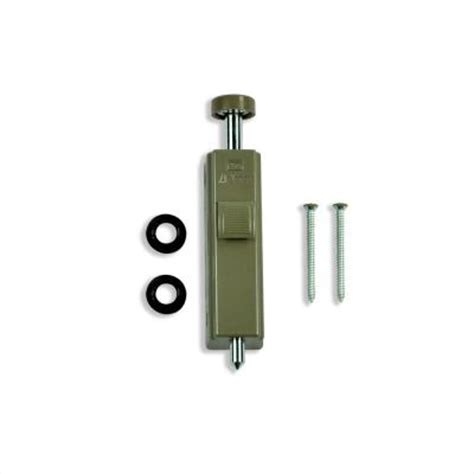 Sliding Patio Door Foot Lock Steel Sliding Patio Door Foot Lock Auxfoot On Popscreen