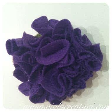 fiori di pannolenci come farli fogli di feltro ecologico 7 idee per creare dei fiori di