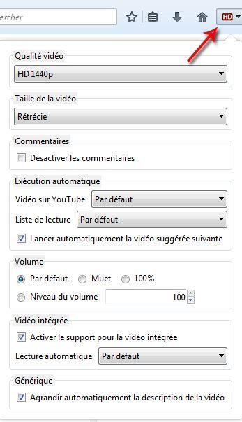 joint application design youtube youtube high definition une extension de firefox pour