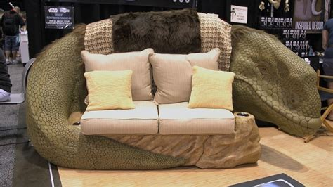 star wars couch this star wars dewback couch costs 10 000 star wars