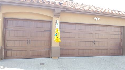 Amarr Overhead Doors Amarr Carriage Garage Door In Rocklin Ca 916 218 4931