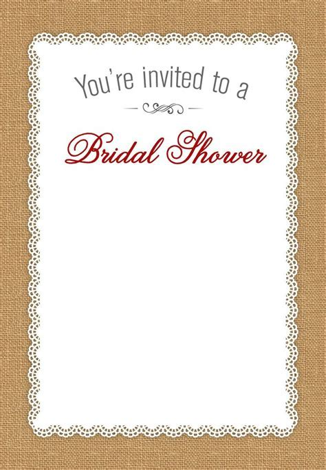 15 best INVITATION TEMPLATES images on Pinterest