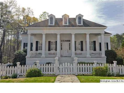 french colonial house french colonial in birmingham outside pinterest
