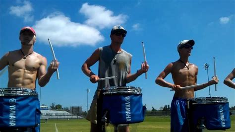 The Bluecoats Rumberley V 5 bluecoats 2012 quot twitch quot snares
