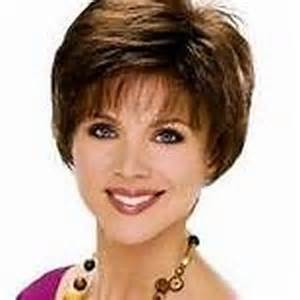 hairstyles for faces 60 short haircuts for women over 60 with round faces