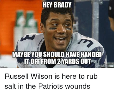 Russell Wilson Meme - 129 funny russell wilson memes of 2016 on sizzle