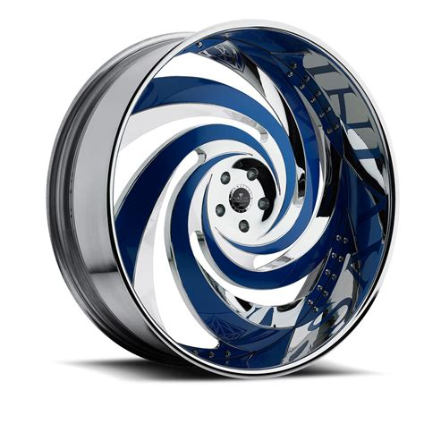 chrome blue murlo sd 05 savini wheels
