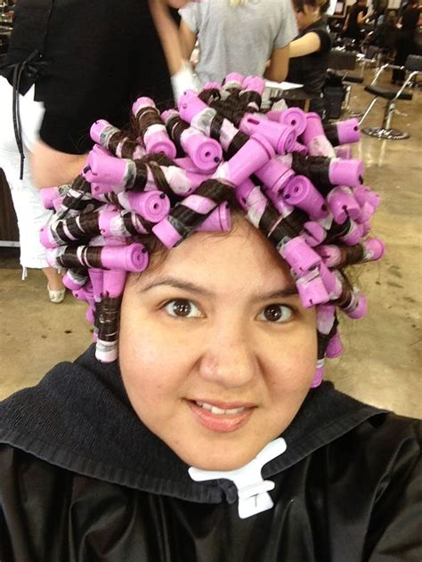 sissy perm rods 730 best perm images on pinterest