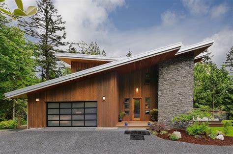casas contempor 226 neas beautiful glasses and house 10 fachadas de casas modernas de un piso construye hogar