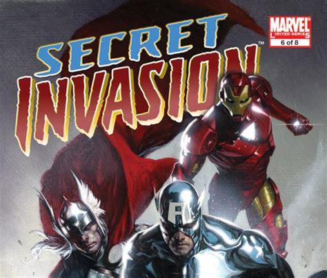 secret invasion secret invasion trade paperback secret invasion comic books comics marvel com