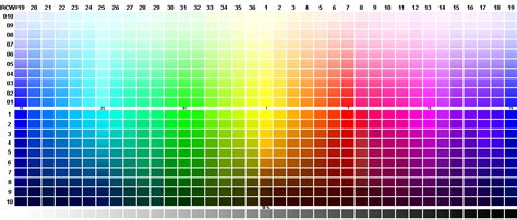 image gallery html color wheel