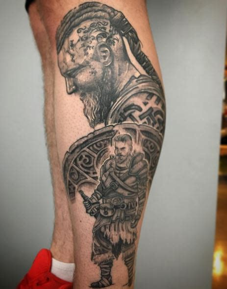 80 Traditional Viking Tattoos Designs Ideas 2018 History Pin Tattoos Inspired